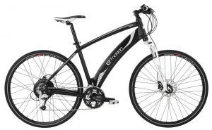 Neo Cross - rower napędzany energią elektryczną