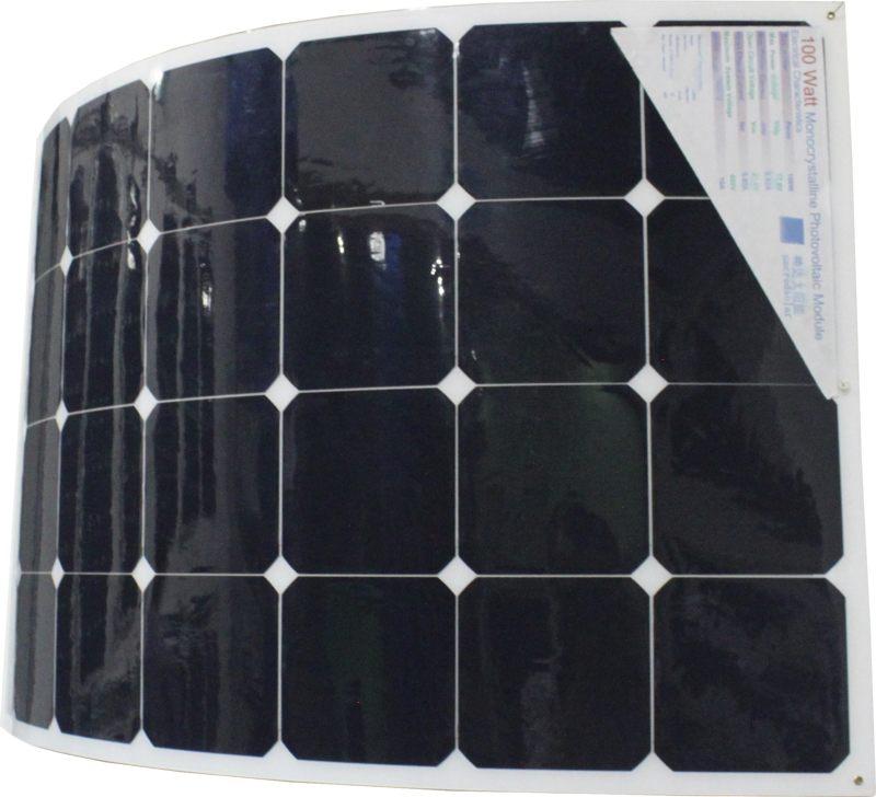 Elastyczne panele fotowoltaiczne