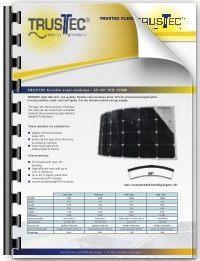 Elastyczne panele PV