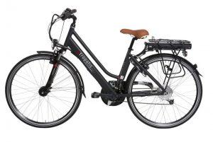 Rower napędzany energią elektryczną