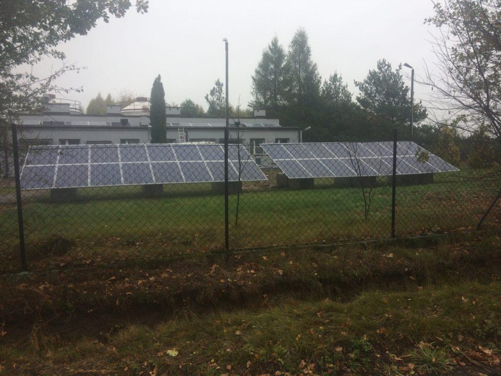 Panele solarne w województwie łódzkim